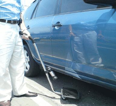 Espejo de Inspección Vehicular